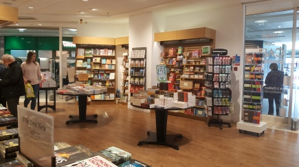 Waterstones book shop - what a readers dream everytime I go here