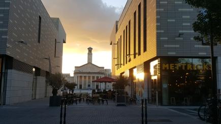 Learned to appreciate Southampton views